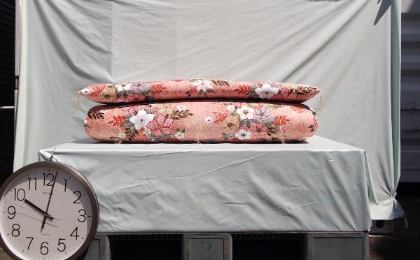 和布団 一級技能士 手作り 日本製 掛布団 敷布団 綿布団 打ち直し
