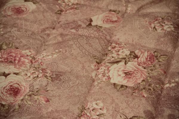 敷布団 三層式 日本製 シングルサイズ 100×210cm 花柄 京都西川 腰痛 おすすめ 固め