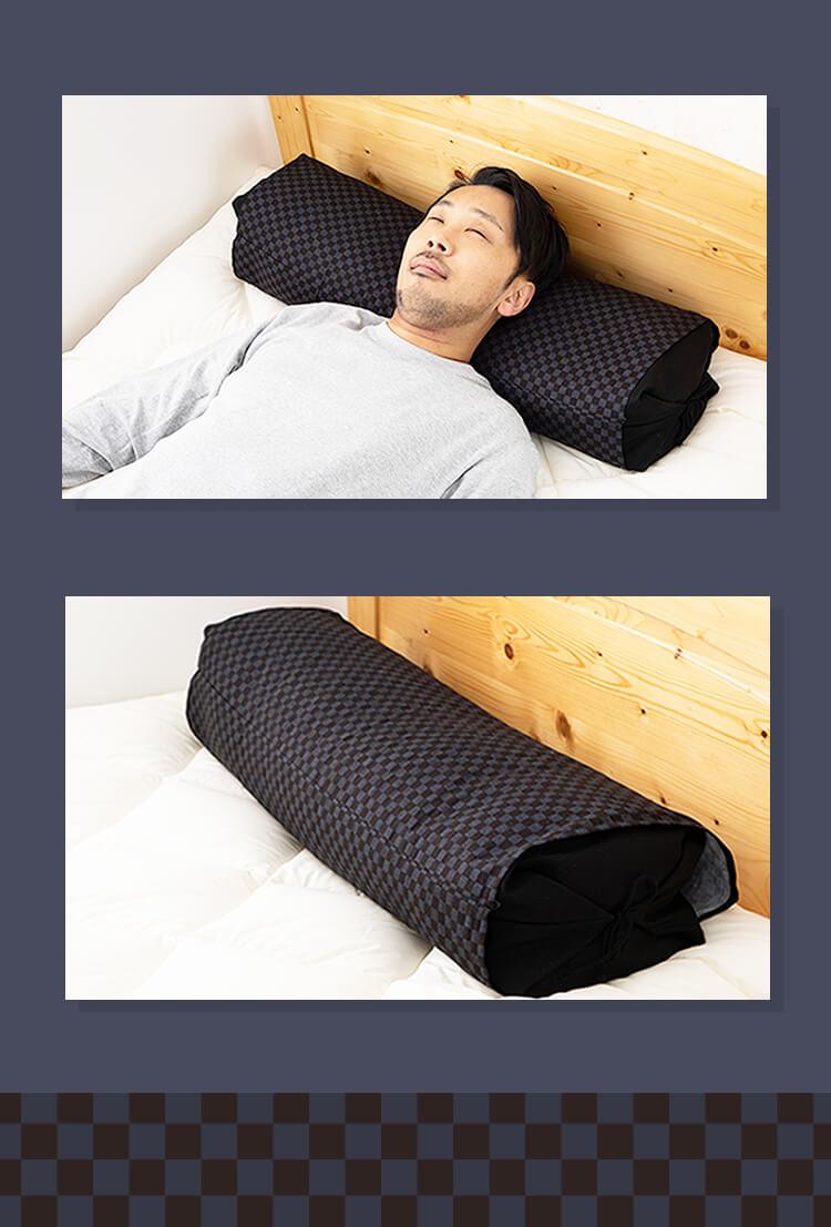男のそばがら枕