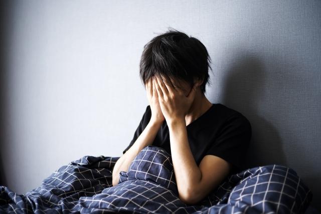 眠れない,中途覚醒,目が覚める,布団,寝具