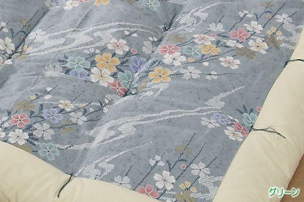 和布団 一級技能士 手作り 日本製 掛布団 風花
